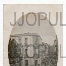 Postales: CANDÁS. SEPTIEMBRE 1922. FIESTAS. FOTO M. GONZALEZ. FOTOGRÁFICA. ASTURIAS. Lote 105874079