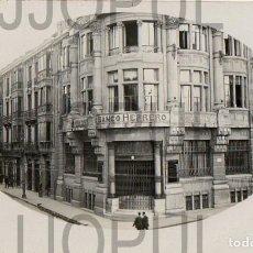 Postales: OVIEDO. BANCO HERRERO. 1922. FOTO M. GONZALEZ. FOTOGRAFICA. ASTURIAS. Lote 105874199