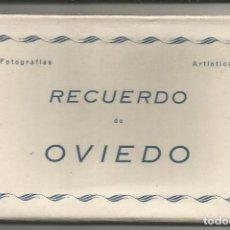 Postales: OVIEDO - LIBRITO DE 10 POSTALES - ED. ARRIBAS. Lote 106647827