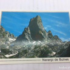 Postales: POSTAL SIN CIRCULAR DE NARANJO DE BULNES - Nº147 PICOS DE EUROPA - PICO URRIELLU - 1993. Lote 106796199