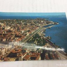 Postales: POSTAL SIN CIRCULAR DE SATANDER - Nº332 - VISTA AEREA - VISTA PARCIAL. Lote 106802543