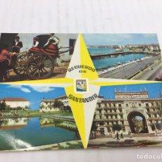 Postales: POSTAL SIN CIRCULAR DE SANTANDER - Nº46 - . Lote 106803335