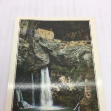 Postales: POSTAL SIN CIRCULAR DE COVADONGA - Nº 192 - GRUTA DE LA VIRGEN Y CASCADA - 1993. Lote 106906535