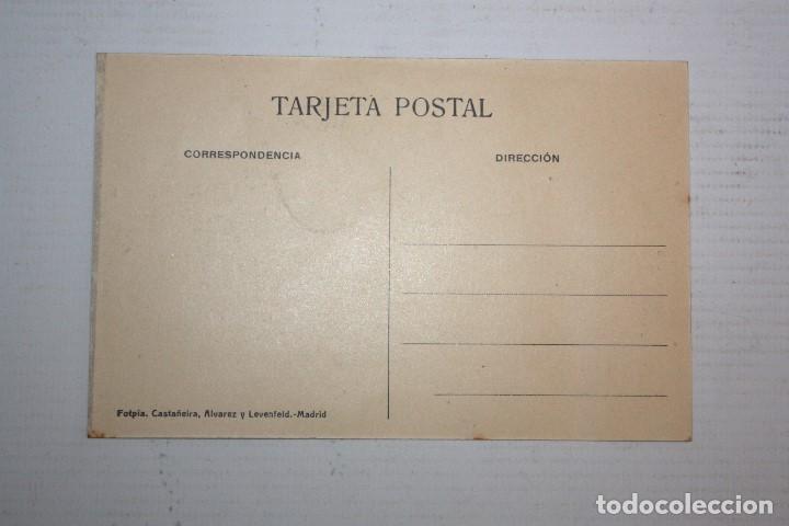 Postales: ANTIGUA POSTAL DE OVIEDO. ASTURIAS. FACHADA DE LA IGLESIA DE SAN MIGUEL DE LILLO(S.IX). SIN CIRCULAR - Foto 2 - 107195827