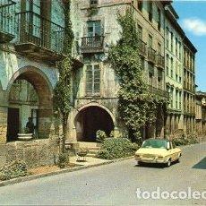 Postales: AVILÉS - 1057 CALLE DE GALIANA. Lote 107932391
