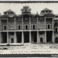 Postales: GIJON Nº 78 .- RESIDENCIA LABORAL .- TEATRO .- FOTO L. ROISIN . Lote 109429051