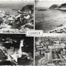 Postales: LUARCA .- VARIAS VISTAS .- EDICION EL BAZAR QUICO . Lote 109469503