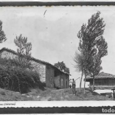 Postales: ASTURIAS .- UNA QUINTANA .-POSTAL FOTOGRAFICA CIRCULADA . Lote 109485691