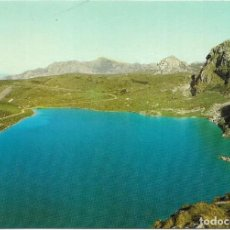Postales: == PJ396 - POSTAL - PICOS DE EUROPA - LAGO ENOL. Lote 112132063