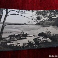 Postales: COLUNGA, PLAYA .FOTO MINFER, AÑOS 60. CIRCULADA. Lote 114282163