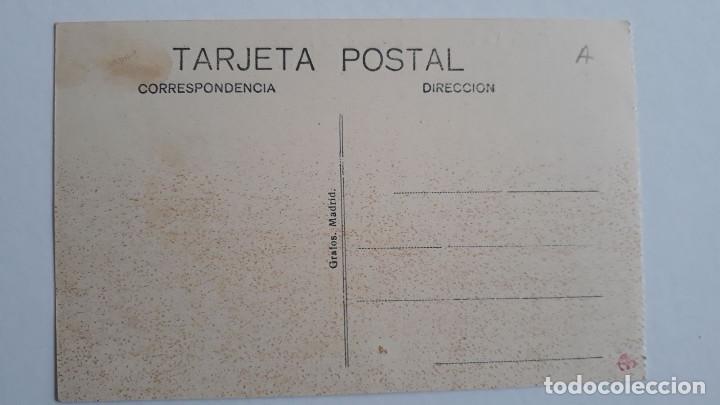 Postales: Postal Gijon.La terraza y paseo de la playa - Foto 2 - 115380723