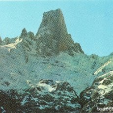 Postales: PICOS DE EUROPA NARANJO DE BULNES. Lote 116526547