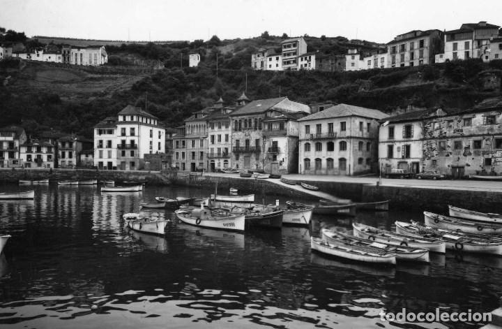 LUARCA. (ASTURIAS). PUERTO PESQUERO. EDICIONES SICILIA Nº 6. FOTOGRÁFICA. (Postales - España - Asturias Moderna (desde 1.940))