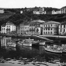 Cartes Postales: LUARCA. (ASTURIAS). PUERTO PESQUERO. EDICIONES SICILIA Nº 6. FOTOGRÁFICA.. Lote 118018746