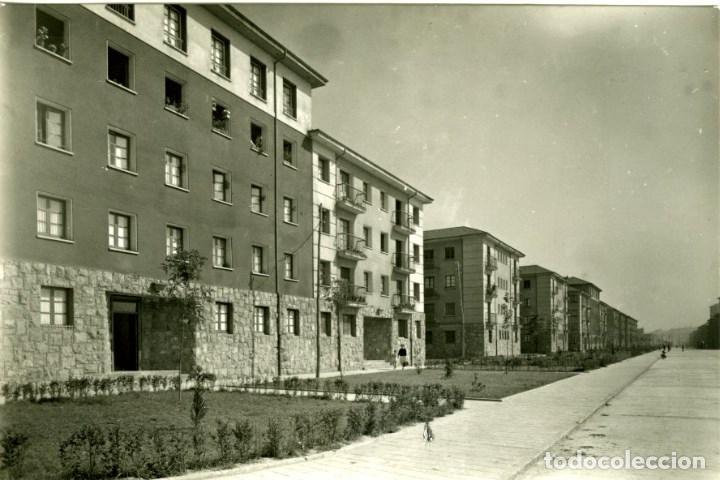 OVIEDO (ASTURIAS). GRUPO DE VENTANIELLES. EDICIONES SICILIA Nº 40. FOTOGRÁFICA. (Postales - España - Asturias Moderna (desde 1.940))