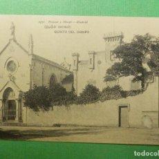 Postales: POSTAL - ESPAÑA - ASTURIAS - OVIEDO - 1971.- SOMIO - QUINTA DEL OBISPO - HAUSER Y MENET. Lote 118755419