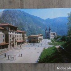 Postales: POSTAL COVADONGA, ASTURIAS. Lote 120623939