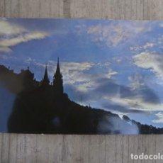 Postales: POSTAL COVADONGA, LA BASILICA. Lote 120625667