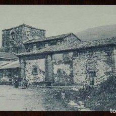 Postales - Puerto de Pajares, Asturias, Antigua Colegiata, Carretera de Pajares a Arbás. Ed.Sgel nº 33. SIN CI - 120902275