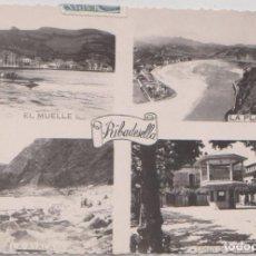 Postales: RIBADESELLA (ASTURIAS) - VARIAS VISTAS. Lote 121485527