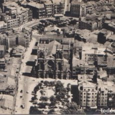 Postales: GIJON (ASTURIAS) - PASEO DE BEGOÑA DESDE AVION. Lote 121485587