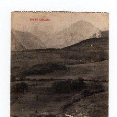 Postais: ASTURIAS, POO DE CABRALES. ED. B. PORRERO. SIN CIRCULAR. Lote 121792447