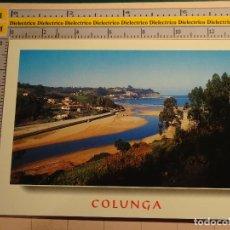 Cartes Postales: POSTAL DE ASTURIAS. COLUNGA, RÍA DE COLUNGA. 1876. Lote 122717375