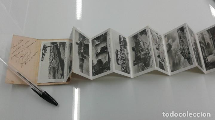 Postales: ACORDEON 12 POSTALES AVILA AÑOS 50 BUEN ESTADO POSTAL MURALLAS - Foto 4 - 113278939