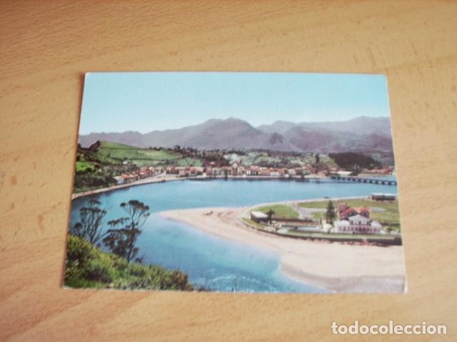 RIBADESELLA ( ASTURIAS ) VISTA GENERAL (Postales - España - Asturias Moderna (desde 1.940))