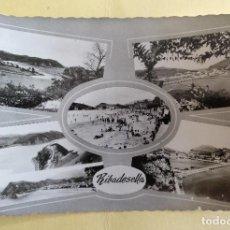 Postales: POSTAL RIBADESELLA ESTUDIO HEVIA SIN CIRCULAR. Lote 126459339