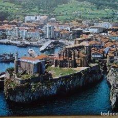 Postales: CASTRO URDIALES - ASTURIAS - VISTA PARCIAL. Lote 126467603