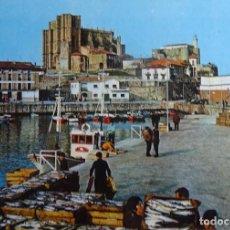 Postales: CASTRO URDIALES - PUERTO. Lote 126565115