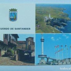 Postales: POSTAL DE SANTANDER . AÑOS 60. Lote 126746675