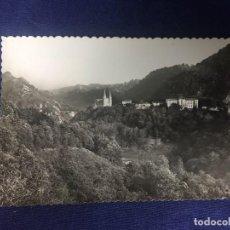 Postales: POSTAL COVADONGA PAISAJE ASTURIAS 2370 ED GARCIA GARRABELLA NO ESCRITA NI CIRCULADA. Lote 127315591