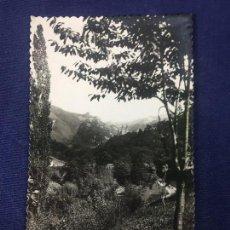 Postales: POSTAL COVADONGA PAISAJE ASTURIAS 2360 ED GARCIA GARRABELLA NO ESCRITA NI CIRCULADA. Lote 127317043