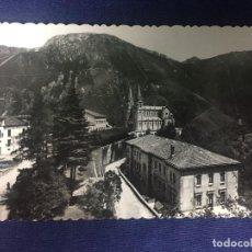 Postales: ASTURIAS POSTAL COVADONGA PAISAJE 2357 ED GARCIA GARRABELLA ESCRITA CIRCULADA FECHADA 1944. Lote 127322143