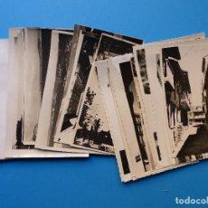 Postales: AVILES - 26 POSTALES FOTOGRAFICAS. Lote 127854151
