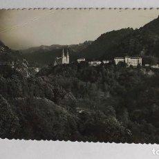Postales: COVADONGA ASTURIAS PAISAJE - SIN CIRCULAR. Lote 127879479