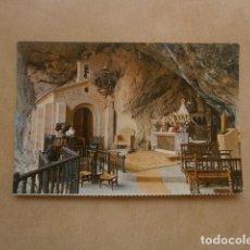 Postales: POSTAL COVADONGA, GRUTA Y VIRGEN. Lote 128013851