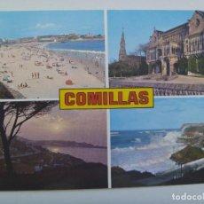 Postales: POSTAL DE COMILLAS ( SANTANDER ) . Lote 128664715