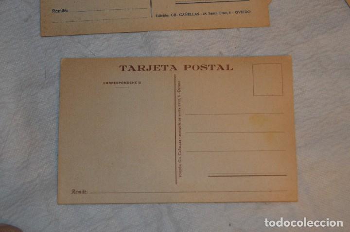 Postales: VINTAGE - PRECIOSO SET TARJETAS POSTALES - SERIE 1 - COVADONGA - LAS BELLEZAS DE ASTURIAS - ENVÍO24H - Foto 6 - 129473735