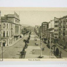Cartes Postales: ANTIGUA POSTAL ANIMADA - GIJON Nº 39 / PASEO DE BEGOÑA - EDIT. M. ARRIBAS - AÑOS 50. Lote 129530528
