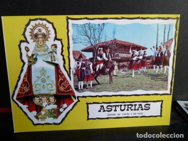 ASTURIAS -POSTAL (Postales - España - Asturias Moderna (desde 1.940))
