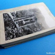 Postales: 19 SOBRES ORIGINALES - COVADONGA - SIN NEGATIVOS - EDICIONES ARRIBAS. Lote 131283371