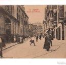 Postales: GIJON. (ASTURIAS).- CALLE JOVELLANOS. ED. F. MATOS.. Lote 131752182