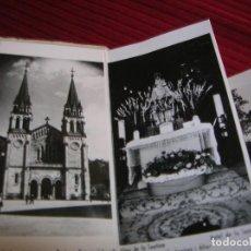 Postales: ABANICO DE POSTALES FOTOGRÁFICAS DE COVADONGA.ASTURIAS .. Lote 132550630