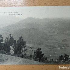 Postales: CONCHA DE ARTEO - LIBRERIA ESCOLAR - HAUSER Y MENET . Lote 132658550