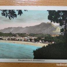Postales: RIBADESELLA (ASTURIAS) - VISTA PANORAMICA. . Lote 132727046