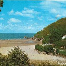 Postales: == A99 - POSTAL - LA FRANCA - CONCEJO DE RIVADEDEVA - PLAYA DE LA FRANCA. Lote 132857758