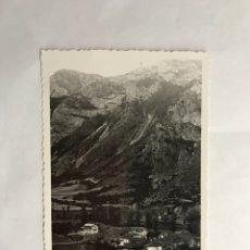 Postales: SOMIEDO (ASTURIAS) POSTAL. VISTA PANORÁMICA (SIN IDENTIFICAR EDITOR) (A.1956). Lote 133472750